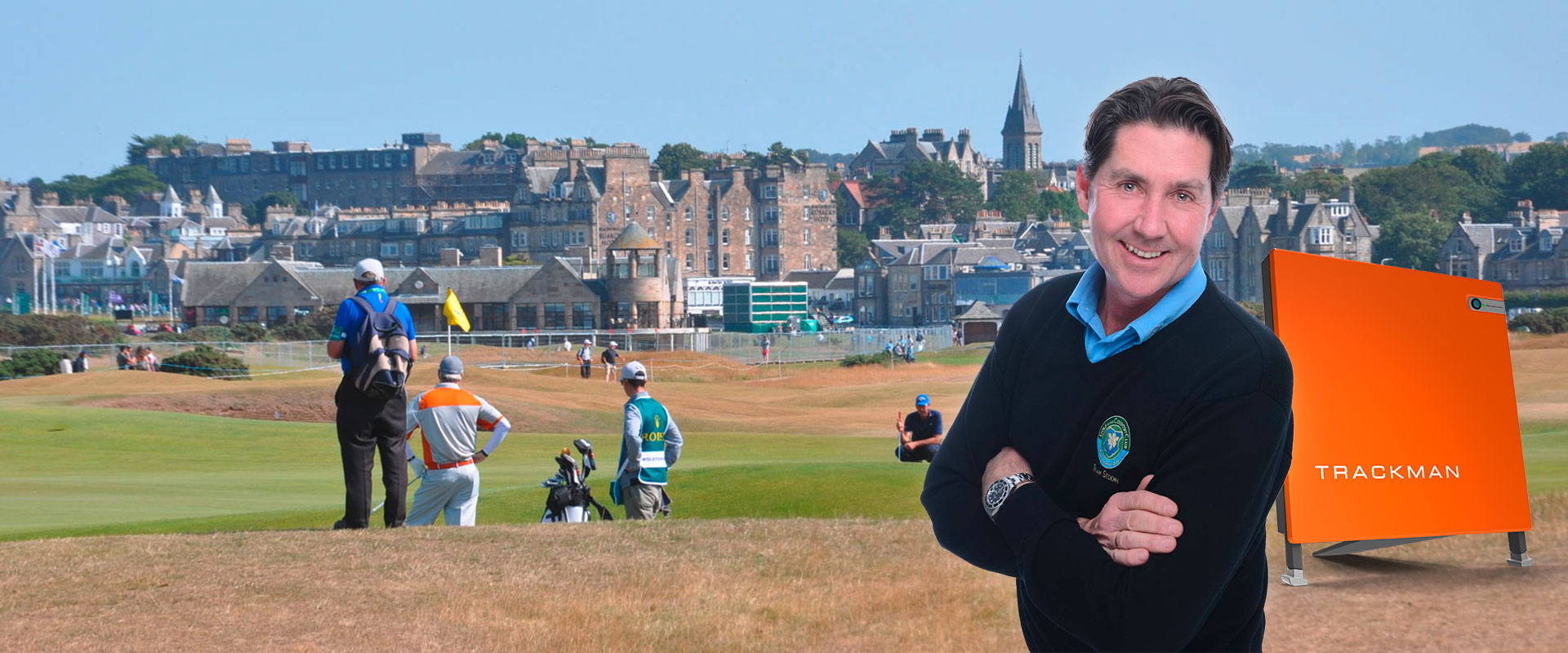 Training in St. Andrews